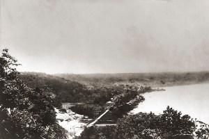 Fernão Velho no início do século XX em foto de Luiz Lavenère Wanderley
