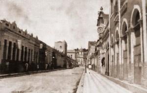 Av Moreira Lima em 1927