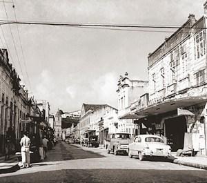 Av. Moreira Lima nos anos 50