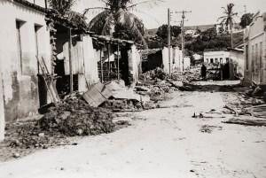 Mais de 800 casas foram destruídas nas cidades do Vale do Mundaú