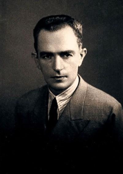Graciliano Ramos em 1932. Foto Rogato. Acervo Instituto de Estudos Brasileiros da USP