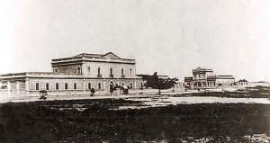 Quartel de Linha e Asilo S. Leopoldina em 1912