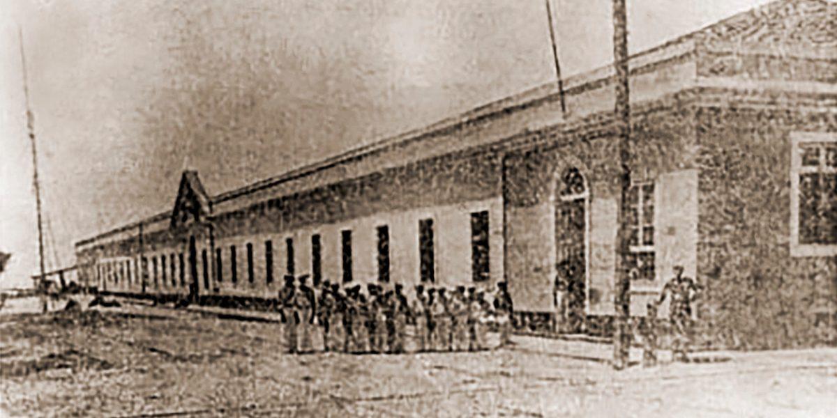 História da Escola Aprendizes Marinheiros de Alagoas