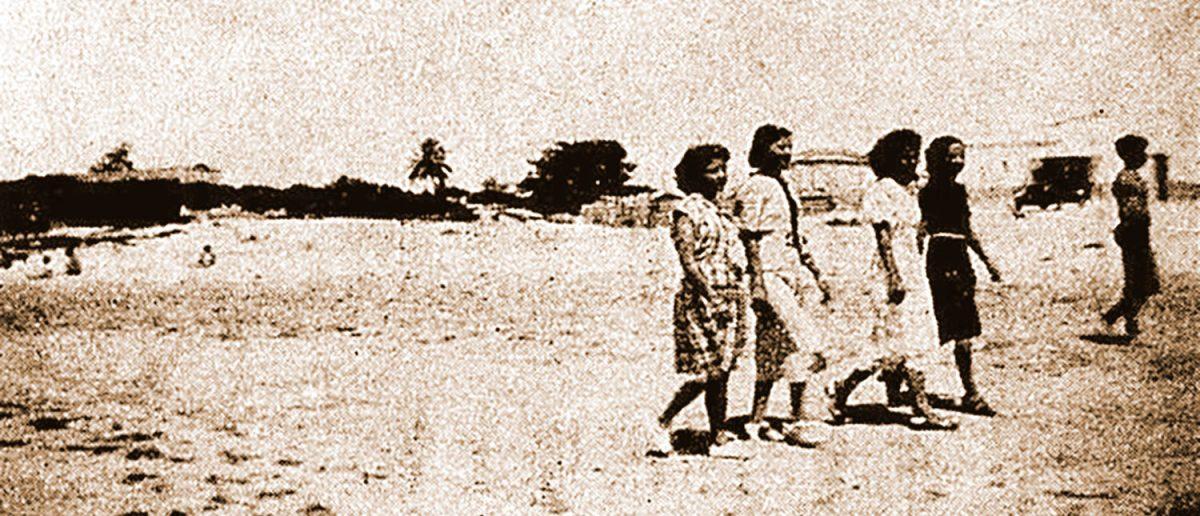 Maceió e os primeiros banhos de mar em 1938