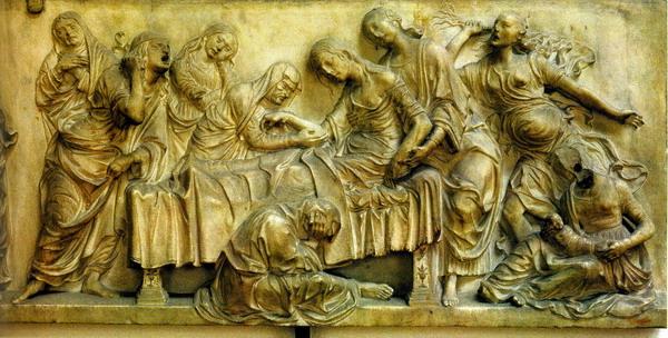 Muerte de Francesca Pitti