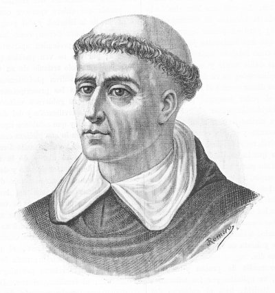 Ferrand Martínez, arcediano de Écija, el provocador del pogromo de 1391