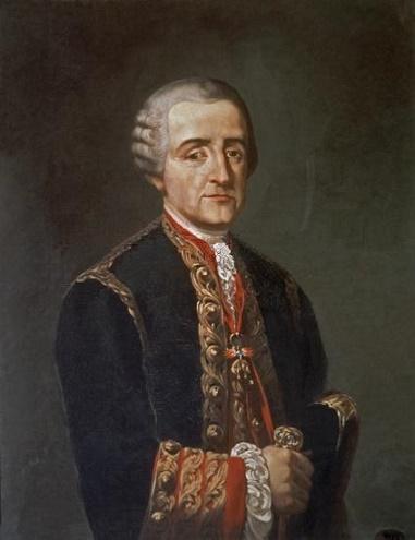 Conde de Aranda, político al servicio de Carlos IV