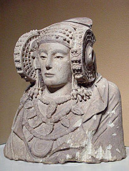 La Dama de Elche, la obra de arte más famosa de la cultura ibérica