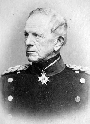 Helmuth von Moltke, el viejo
