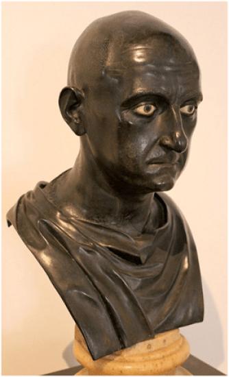 Busto de Publio Cornelio Escipión el Africano