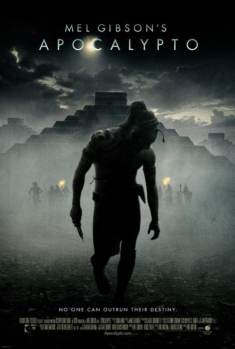 """Cartel de la película """"Apocalypto"""""""
