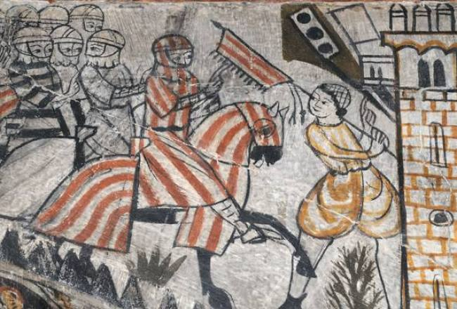Entrada de Jaime I el Conquistador a Valencia