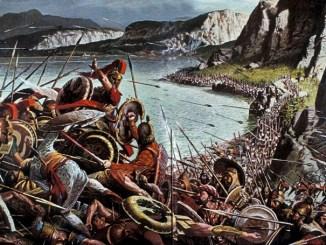 Batalla de las Termópilas