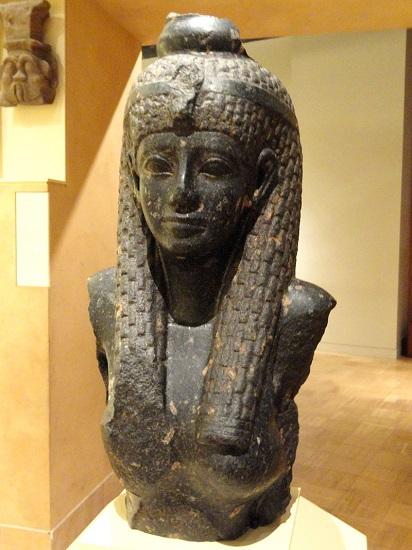 Busto de Cleopatra VII