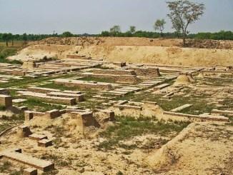 Ruinas de Harappa