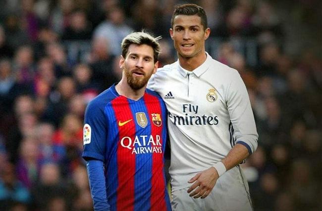 Lionel Messi y Cristiano Ronaldo, dos de los mayores ídolos futbolísticos del siglo