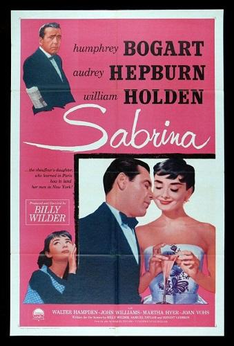 """Cartel de """"Sabrina"""""""