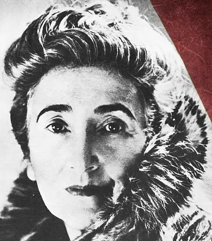 Rosa Chacel, una de las Sinsombrero