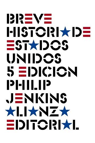Portada de Breve Historia de Estados Unidos