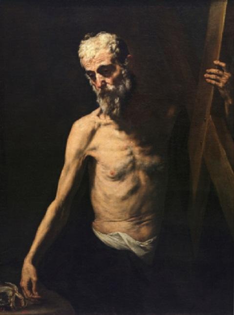 San Andrés, José de Ribera (h. 1631)