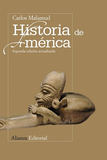 Portada de Historia de América, de Carlos Malamud