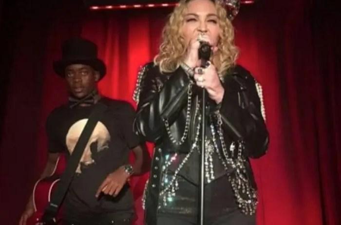 Madonna surprizon me performancë në 50 vjetorin e revolucionit Stonewall