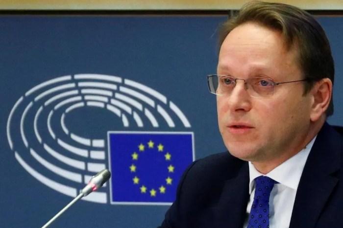 Eurodeputetët i japin dritën jeshile komisionerit për zgjerim