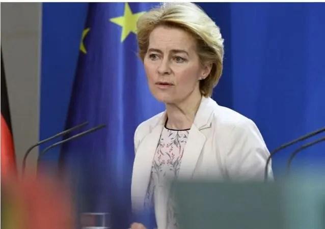 Von Der Leyen: Shqipëria ka bërë përpjekje të mëdha për të siguruar anëtarësimin në BE