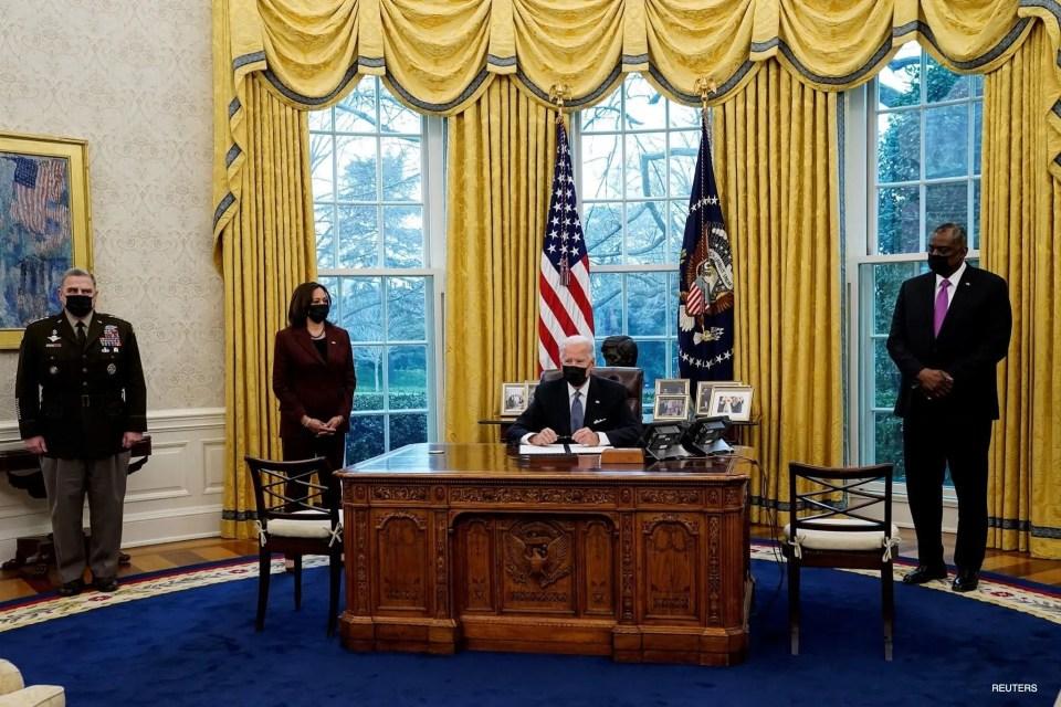 Joe Biden zhbën një ndër politikat më diskriminuese të Donald Trump!