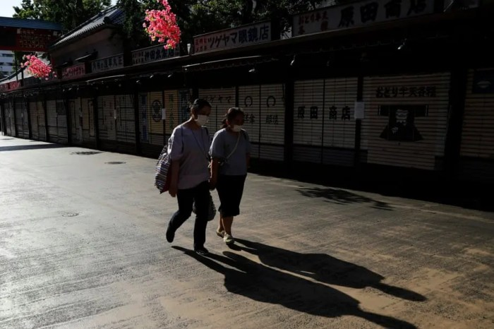 Gratë në Japoni : Covid na ndryshoj mënyrën e jetesës përgjatë një viti të tërë