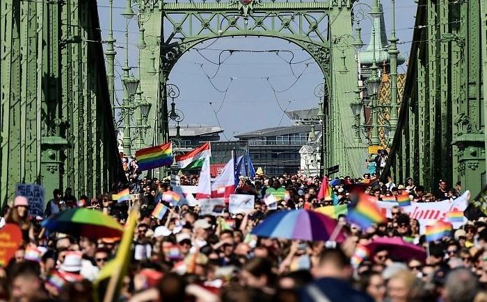Parada e Krenarisë në Budapest dhe zemërimi ndaj qeverisë