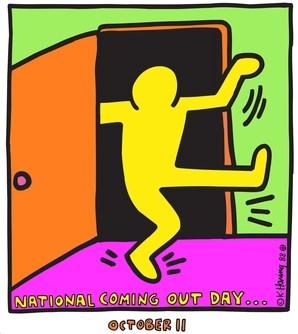 Dita Ndërkombëtare e të Dalurit Hapur si person LGTBQI+