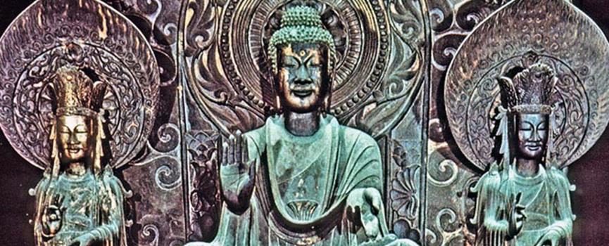 El període Asuka (552-710), l'arribada del Budisme a Japó