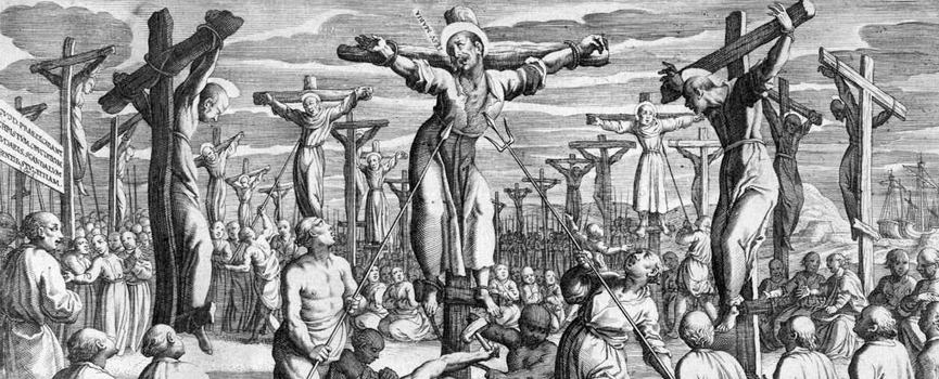 El incidente del San Felipe y los mártires de Nagasaki