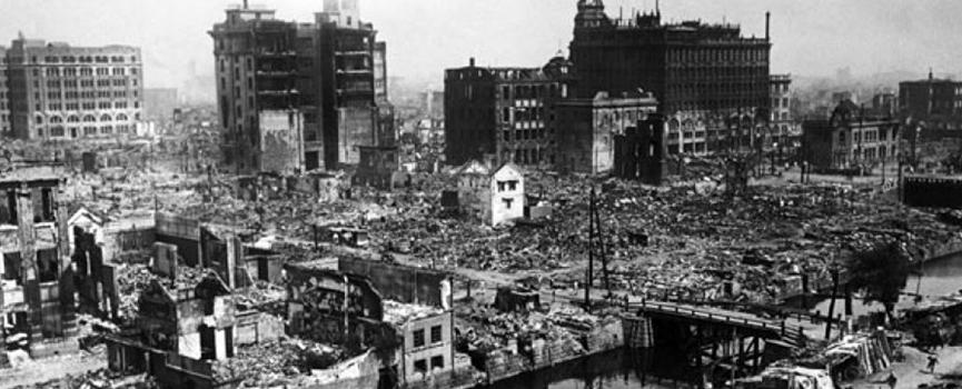 El gran terremoto de 1923