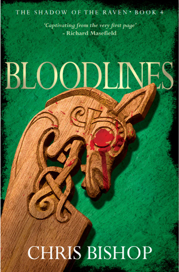Buy Bloodlines by Chris Bishop