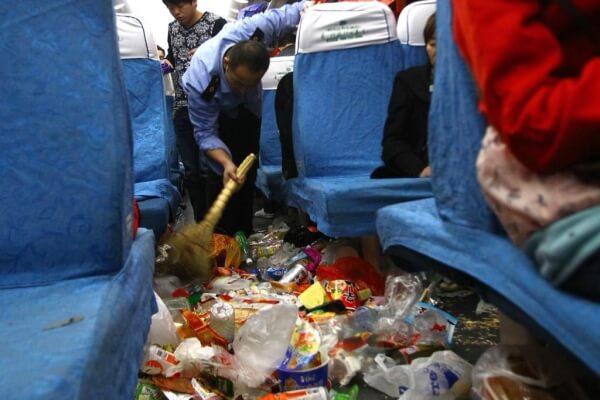 Recorriendo China en tren: el peor viaje de mi vida