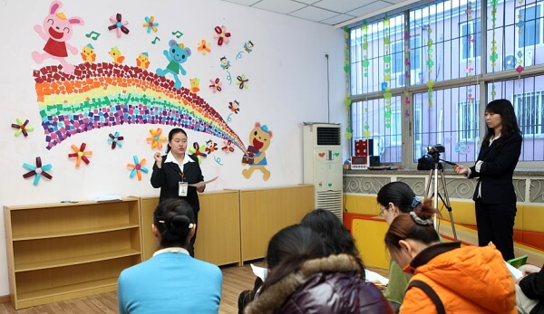 Un vistazo a las entrañas de la industria de la educación china