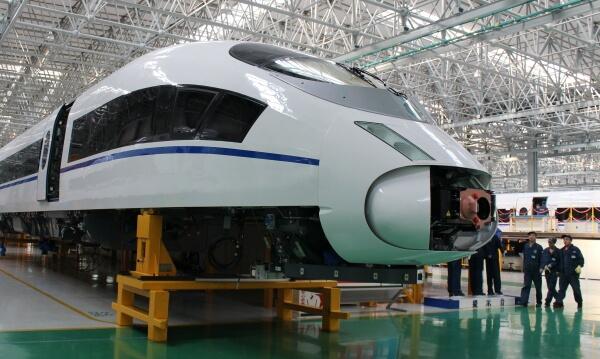 """La red de alta velocidad que hará de China la """"estación central"""" del mundo"""