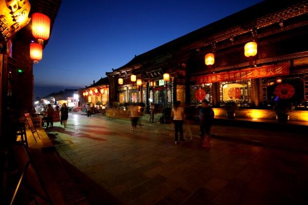 Pingyao, el pueblo chino de postal con pasado de capital financiera