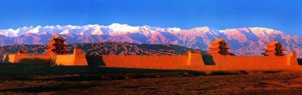 Gansu: una joya turística en plena Ruta de la Seda