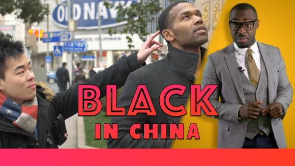 Ser negro en China