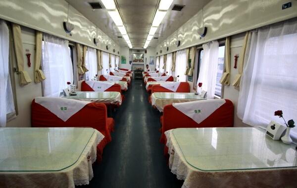 10 snacks para degustar al viajar por China en tren