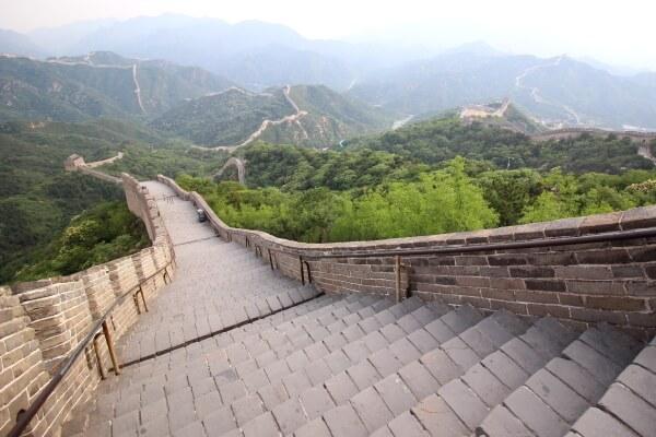 10 mitos y curiosidades de la Gran Muralla China