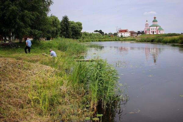 El transiberiano por etapas: Vladímir y Suzdal