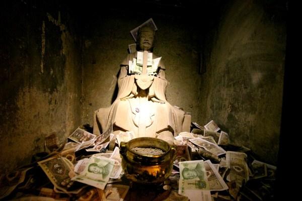 El sentido ético del dinero en la cultura china (II)