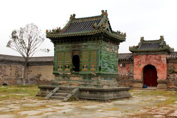 Los lugares con los que imagino China