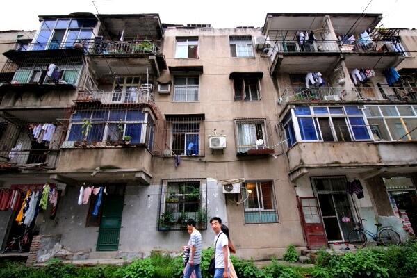 Busco piso en China
