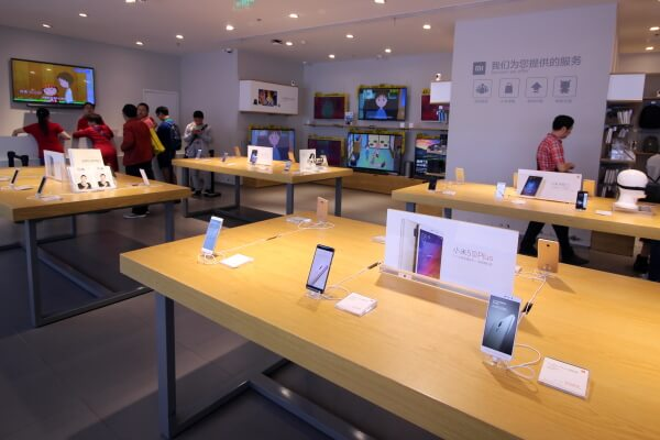 Visita a una tienda oficial de Xiaomi