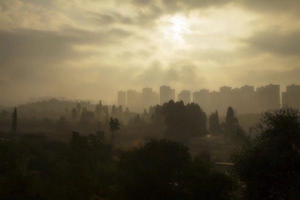 La contaminación del aire en las ciudades chinas: comparación con Madrid y muchas cosas sobre las que pensar
